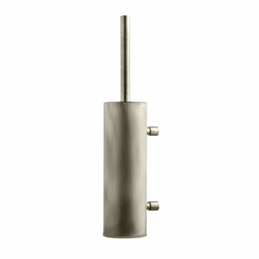 Tapwell TA220 Toalettborste Brushed Nickel